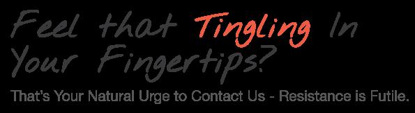 contact for B2B presentations, websites