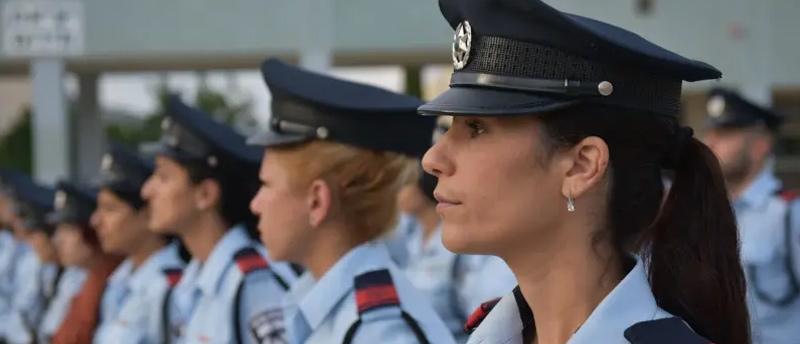 studio spinner israeli police