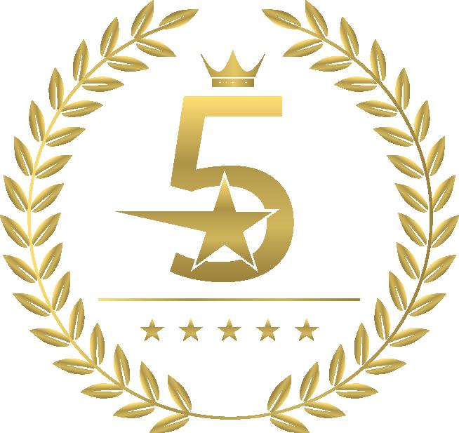 studio spinner 5 star rating website creation