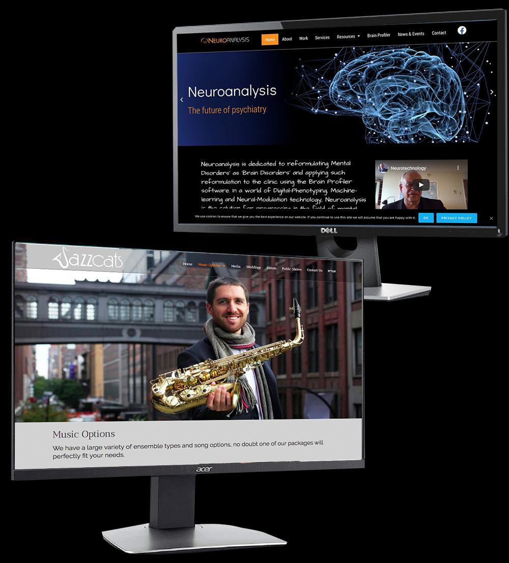 website studio spinner